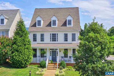 Crozet Single Family Home For Sale: 6240 Bargamin Branch Rd