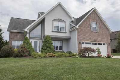 Harrisonburg, Rockingham Single Family Home For Sale: 5956 Houndschase Ln