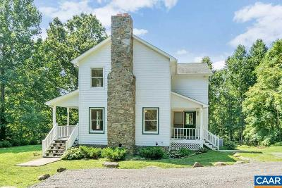 Greene County Single Family Home For Sale: 2377 Haneytown Rd