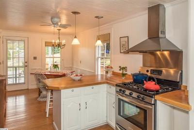 Augusta County Single Family Home For Sale: 550 Bowman Springs Rd