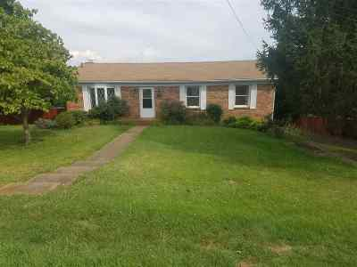 Augusta County Single Family Home For Sale: 126 Confederate St