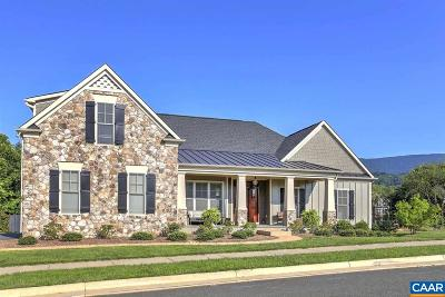 Albemarle County Single Family Home For Sale: 6580 Welbourne Ln