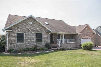Rockingham County Single Family Home For Sale: 175 Weavers Rd