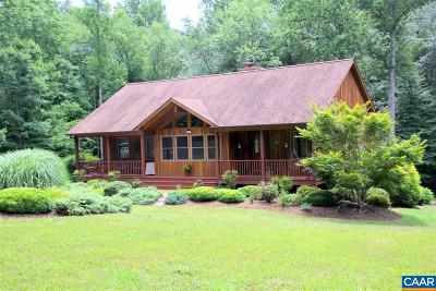 Madison County Single Family Home For Sale: 167 Turkey Trot Ln