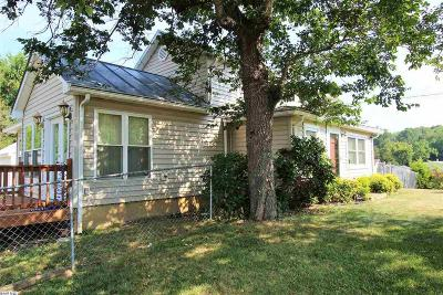 Augusta County Single Family Home For Sale: 2660 East Side Hwy