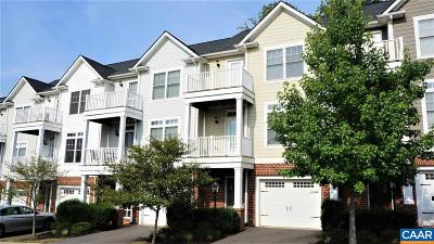 Pavilions At Pantops Townhome For Sale: 2156 Saranac Ct