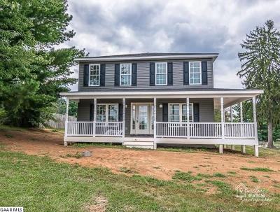 Stuarts Draft Single Family Home For Sale: 85 Draft Ave