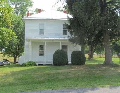 Shenandoah County Single Family Home For Sale: 94 Bethel Church Rd