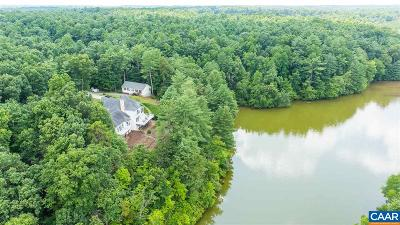 Fluvanna County Single Family Home For Sale: 142 Ruritan Ridge Ln