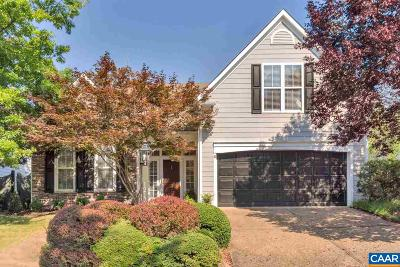 Albemarle County Single Family Home For Sale: 1217 Stonegate Way