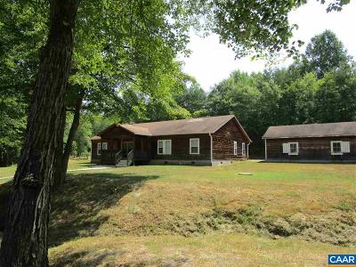 Louisa County Single Family Home For Sale: 951 Grace Johnson Rd