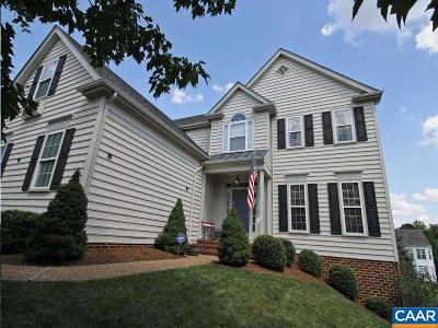Albemarle County Single Family Home For Sale: 5036 Clearfields Ct