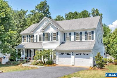 Albemarle County Single Family Home For Sale: 2165 Loring Cir