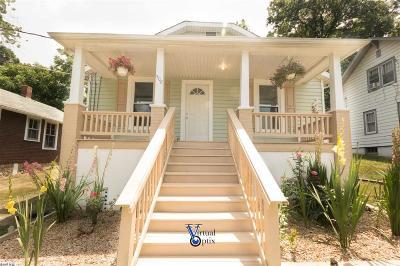Waynesboro Single Family Home For Sale: 308 S Winchester Ave