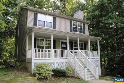 Fluvanna County Single Family Home For Sale: 505 Jefferson Dr