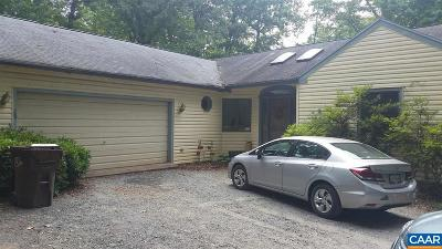 Fluvanna County Single Family Home For Sale: 29 Turkeysag Trl