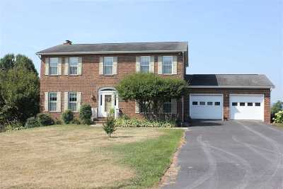 Timberville Single Family Home Sold: 3589 Richardson Rd