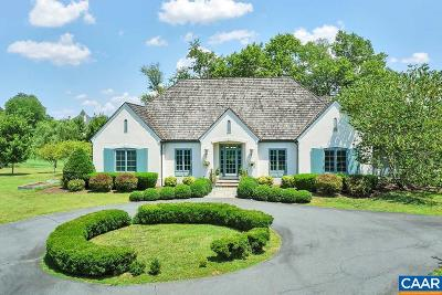 Albemarle County Single Family Home For Sale: 935 Club Dr