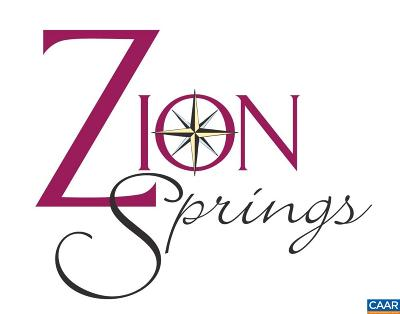Louisa Lots & Land For Sale: 4 Zion Springs Ln