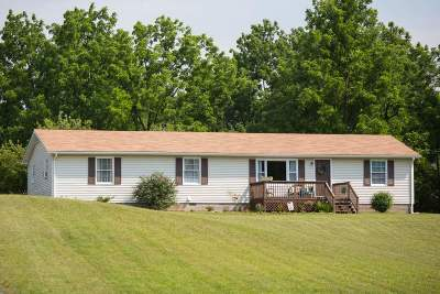 Single Family Home For Sale: 383 Parkview Estates Rd