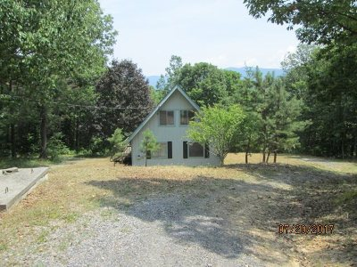 Page County Single Family Home For Sale: 169 Rossies Rd