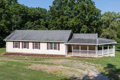 Page County Single Family Home For Sale: 284 Mosbys Camp Rd