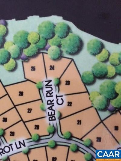 Spring Creek Lots & Land For Sale: Bear Run Ct