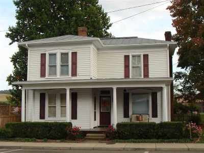 Dayton Single Family Home For Sale: 268 Main St