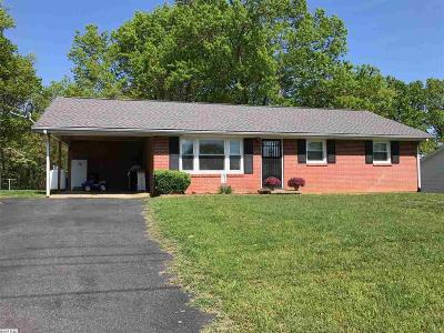Stuarts Draft Single Family Home For Sale: 39 View Dr