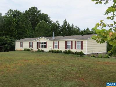 Albemarle County Single Family Home For Sale: 9486 Old Green Mountain Rd