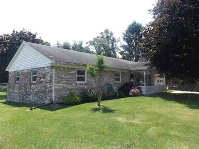 Dayton Single Family Home For Sale: 310 Sunset Dr