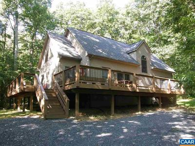 Wintergreen Single Family Home For Sale: 204 Timber Camp Dr