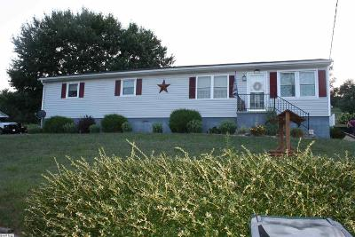 Augusta County Single Family Home For Sale: 89 Montgomery Rd