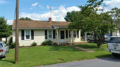 Bridgewater Single Family Home For Sale