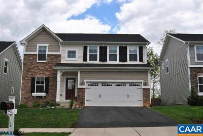 Albemarle County Single Family Home For Sale: 5586 Summerdean Rd