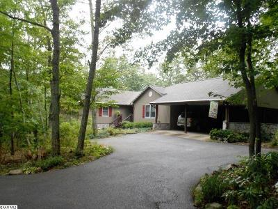Augusta County Single Family Home For Sale: 178 Ridge Dr