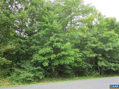 Louisa Lots & Land For Sale: 5b Mallorys Ford Rd
