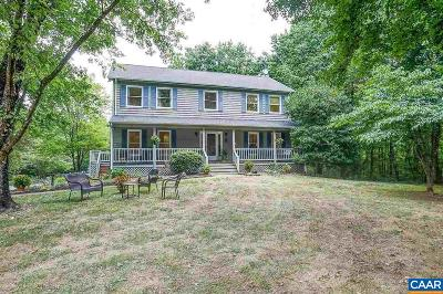 Palmyra Single Family Home For Sale: 1173 Courthouse Rd