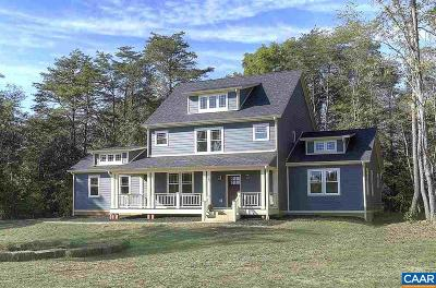 Ruckersville Single Family Home For Sale: Lot 21 Creekside Ct