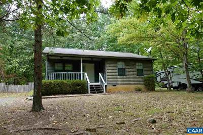Fluvanna County Single Family Home For Sale: 381 Jefferson Dr