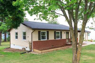Timberville Single Family Home For Sale: 333 Maple Ave