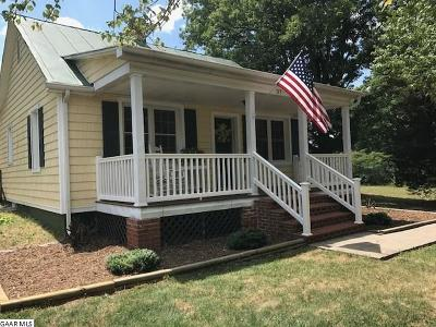 Augusta County Single Family Home For Sale: 37 Mine Branch Rd
