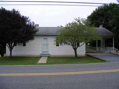 Rockingham County Single Family Home For Sale: 4934 Kratzer Rd