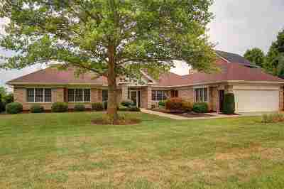 Penn Laird Single Family Home For Sale: 3865 Cadet Ct