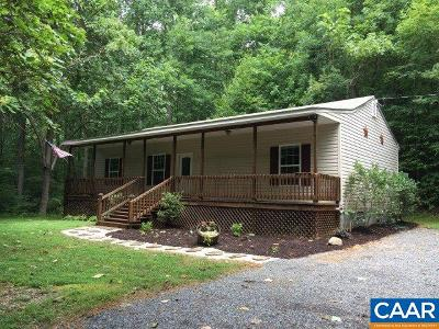 Single Family Home For Sale: 348 Wilderness Ln