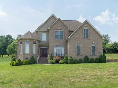 Penn Laird Single Family Home For Sale: 580 Regiment Rd