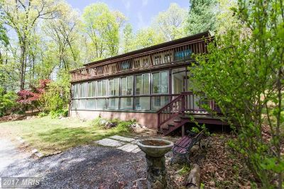 Single Family Home For Sale: 1574 New Market Depot Rd