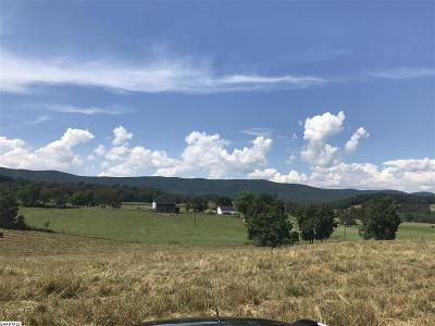 Augusta County Lots & Land For Sale: 156 Yeago Ln