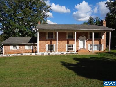 Madison County Single Family Home For Sale: 1190 Seville Rd