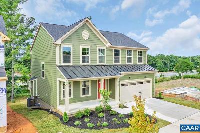 Charlottesville Single Family Home For Sale: 9 Fowler Ridge Ct